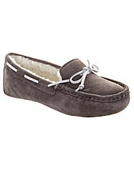 Eden Wool Lined Womens Slippers