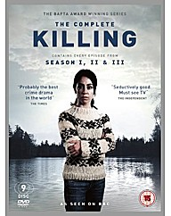 Killing - Complete Series 1-3