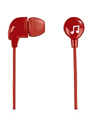 Happy Plugs In-Ear Headphones with Mic