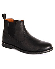 Kensington Leather Chelsea Boot