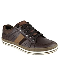 Skechers Mens Lace Up Shoe