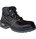 Deltaplus Black Safety Boot
