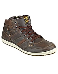 Skechers Irvin Luray Hightop Sneaker
