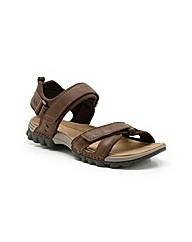 Clarks Vextor Part Sandals