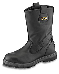 JCB Safety Rigger Boot
