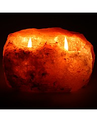 Himalayan Salt Double Tealight