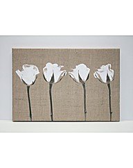 English Petals Wall Art