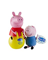 Peppa Pig Shower Gel & Bath Sponge Set
