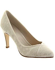 Rainbow Club Melanie Wedding Court Shoe