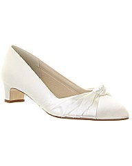 Rainbow Club Linda EE Wedding Shoe