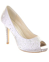 Rainbow Couture Orvietto Peep Toe