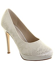 Rainbow Club Ella Wedding Court Shoe