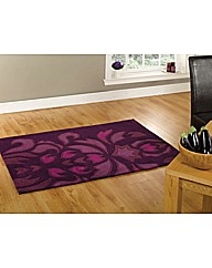 Ashbourne Floral Heavyweight Rug
