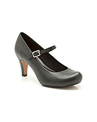 Clarks Chorus Jazz Shoes Wide Fit