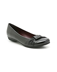Clarks Womens Discovery Bay Wide Fit
