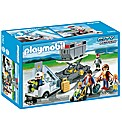 Playmobil Aircraft Stairs and Cargo