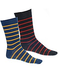 Walktall Thin Stripe Sock
