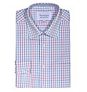 Paradigm Double TWO Check Formal Shirt