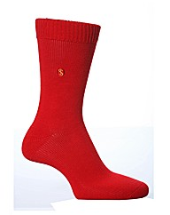 1 Pr Sockshop Colour Burst Socks