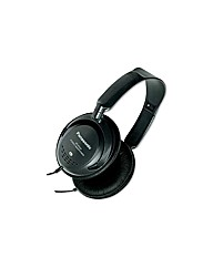 Panasonic On-Ear Headphones - Black