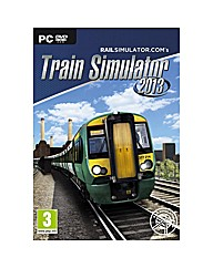 Train simulator 2013