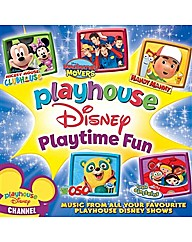 Various Artists Playhouse Disney Playtim