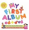 Various Artists My First Album (+DVD)