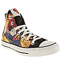 Converse All Star Hi Iiii Superman