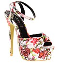 Iron Fist Creepy Rose Supe Platform Shoe