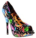 Iron Fist Ring Pop Platform Shoe
