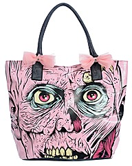 Iron Fist Grave Dancer Tote Bag