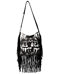 Iron Fist Loose Tooth Hobo Bag