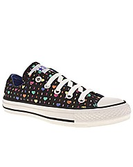 Converse All Star Ox Iii Hearts