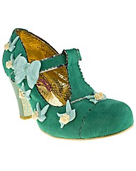 Irregular Choice Fresh Cut Grass Swallow
