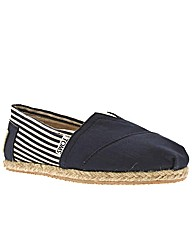 Toms University Classic Stripe