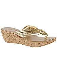 Moda in Pelle Pansy Ladies Sandals
