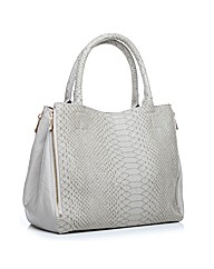 Moda in Pelle Crocciebag Handbags