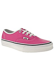 Vans Authentic Vii Neon