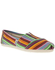 Toms Classic Seasonal Stripe