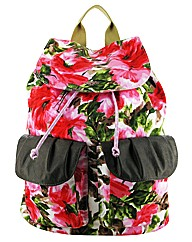 Rocket Dog Bluebell Backpack