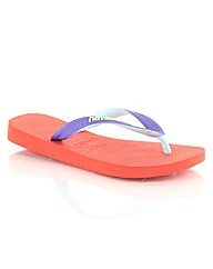 Havaianas Top Cat Toe Post