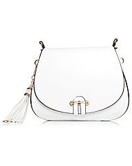 Moda in Pelle Ovalbag Handbags