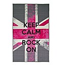 Rock On Fun Design Rug
