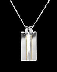 Stainless Steel Tag Pendant