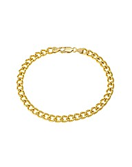 9ct Rolled Gold 1/2 oz Bracelet