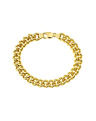9ct Rolled Gold 2 oz Bracelet