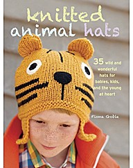 Knitted Animal Hats