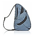 Healthy Back Bag Denim Twill Medium