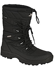 Trespass Yetti Mens Waterproof Snowboot