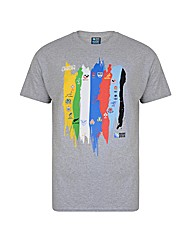 Rugby World Cup 2015 Paintbrush t-shirt